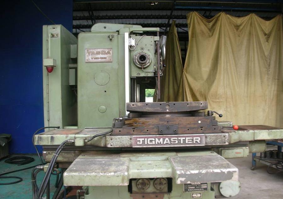 เครื่อง YASDA ใช้ MACHINE LUG SUB, หัว BOSS