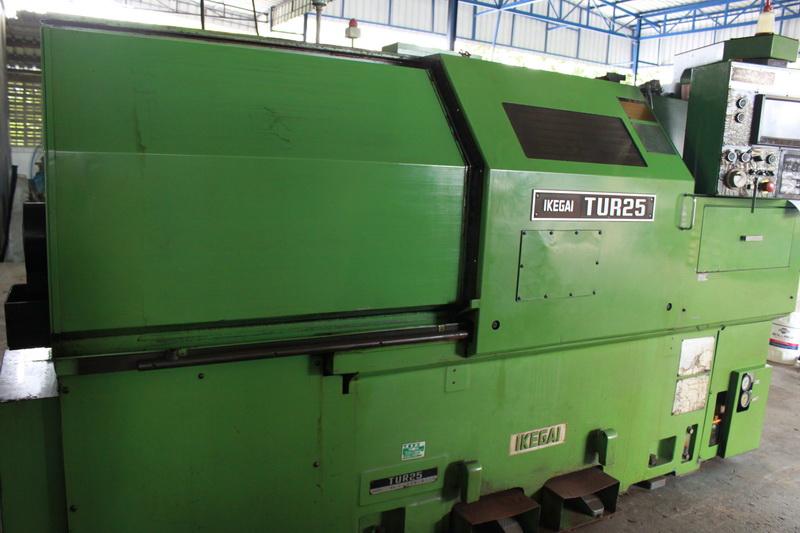 CNC LATHE MACHINE ใฃ้คว้านหัว BOSS ,ท่อ และงานอื่น ๆ